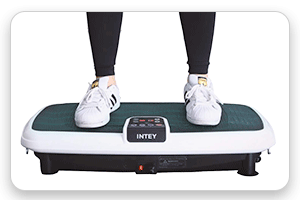 Exercices - Plateforme vibrante et oscillante INTEY